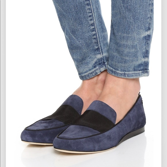 3be99822f0 rag & bone Shoes | Rag And Bone Sia Navy Suede Loafers Flats | Poshmark